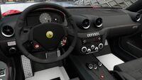 FH3 Ferrari 599 GTO Interior