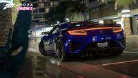FH3 Acura NSX Promo