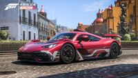 FH5 Mercedes-AMG Project ONE Promo