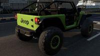 FM7 Jeep Trailcat Rear