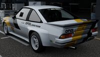 FM7 Opel Manta 400 Rear