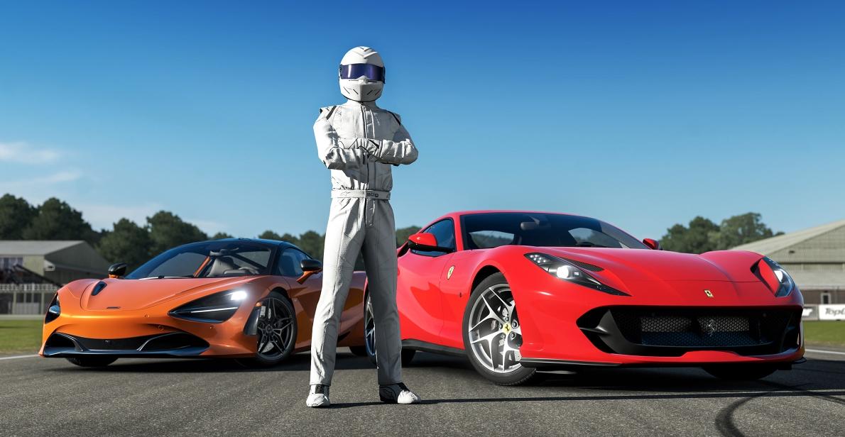 Forza Motorsport 7/Top Gear Car Pack