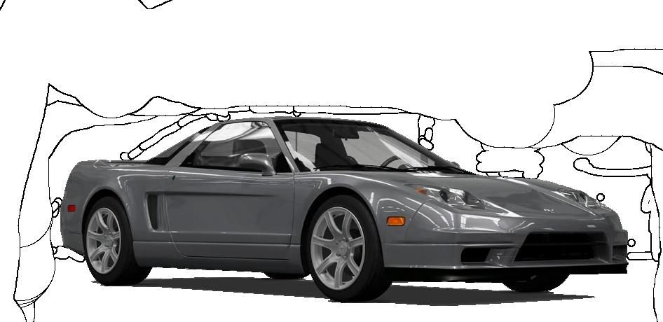 Acura NSX (2005)