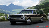 FM4 Ford Country Squire