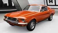 FH4 Ford Mustang 68 Front