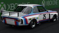 FM7 BMW 25 30 CSL Rear