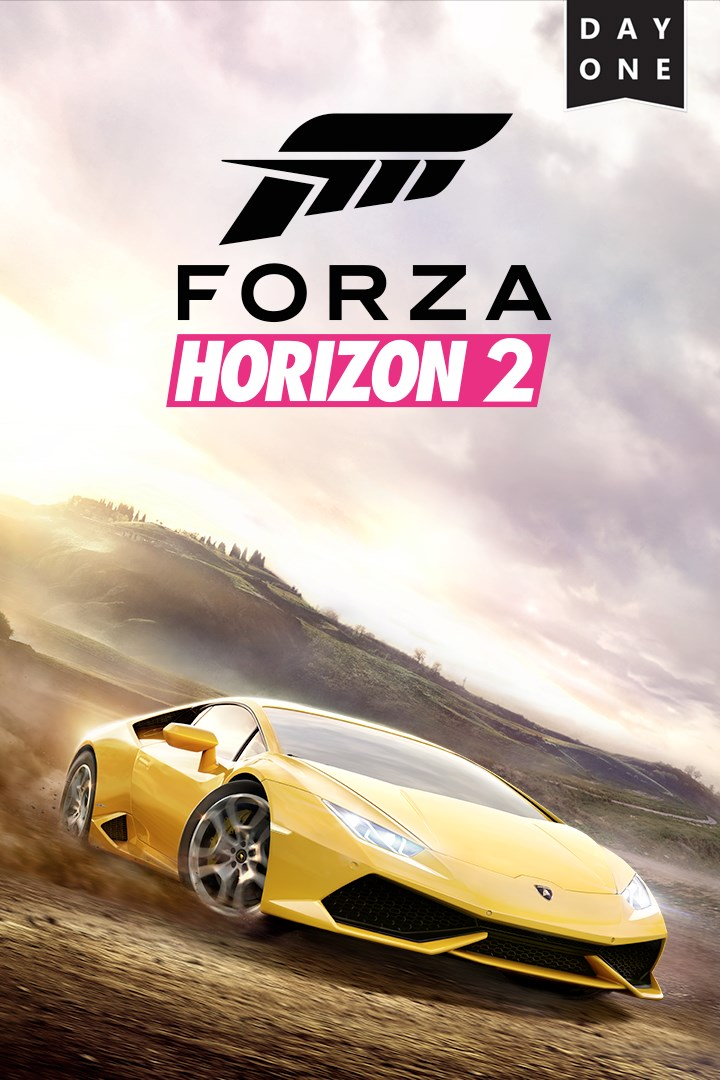 Forza Horizon 2/Day One Edition