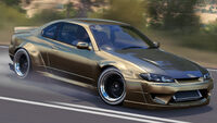 FH3 Silvia 00 HE Front