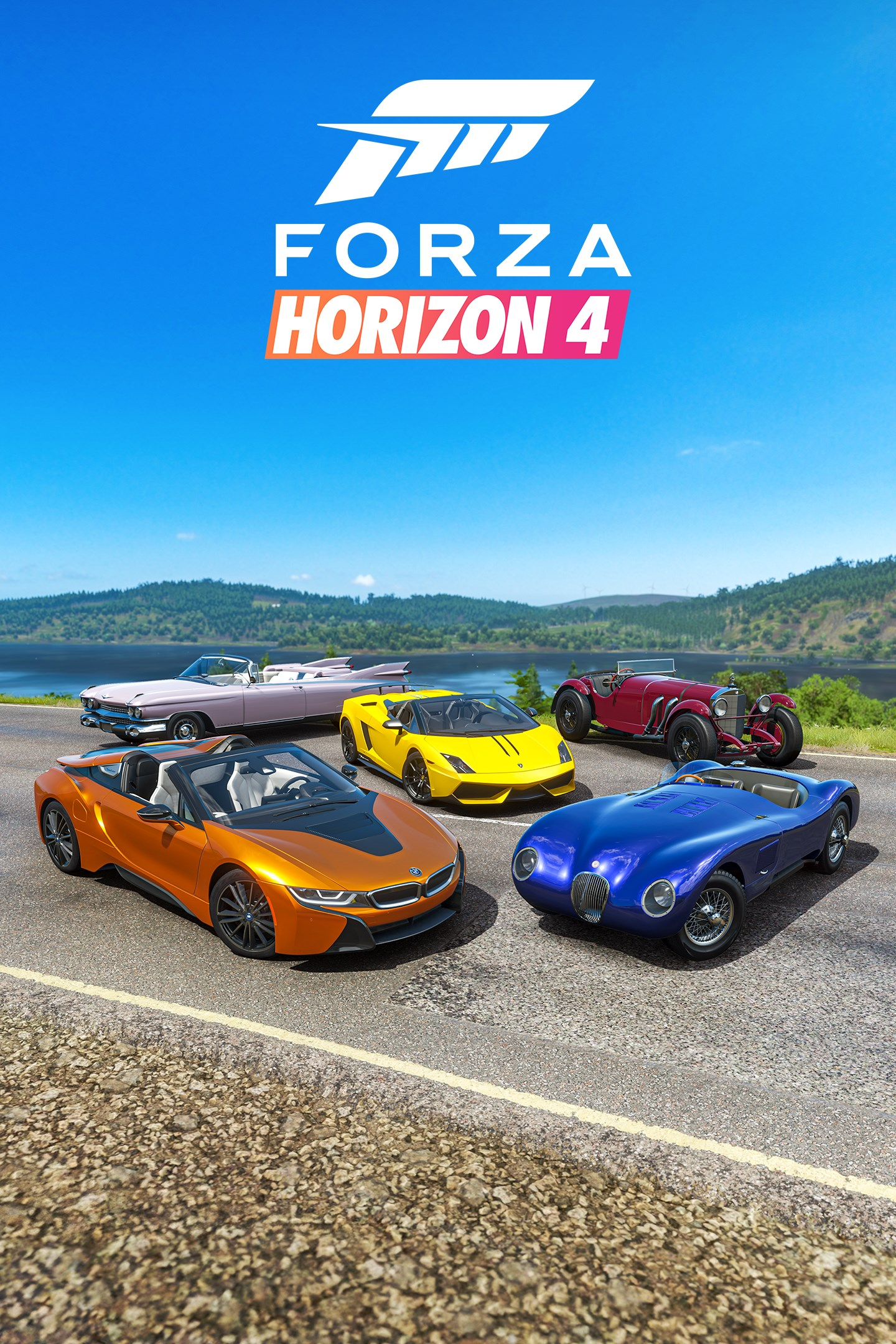 Forza Horizon 4/Open Top Car Pack