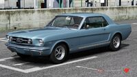FM4 Ford Mustang 65 2
