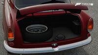 FM7 Alfa Giulietta Trunk