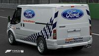 FM7 Ford Transit SSV Rear