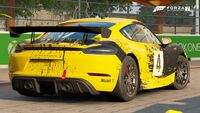 FM7 Porsche 718 Cayman GT4 Clubsport Rear