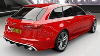 FH4 Audi RS 6 15 Rear