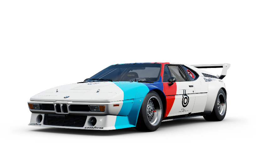 BMW 6 BMW Motorsport M1 Procar