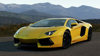 FH2 Lamborghini Aventador LP700-4