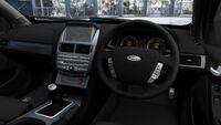 FH3 Ford Ute Interior