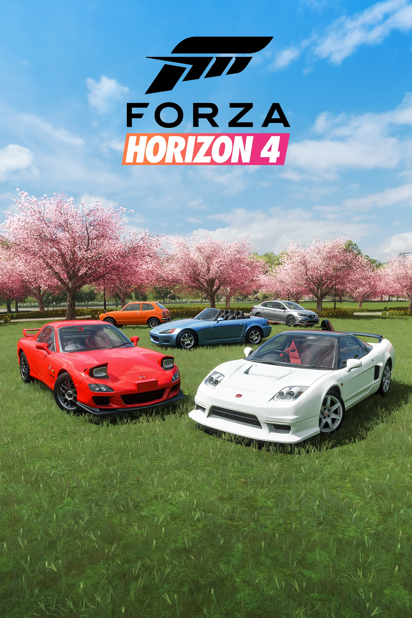Forza Horizon 4/Japanese Heroes Car Pack
