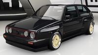 FH4 VW Golf 92 Upgrade Front