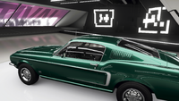 FH4 Ford Mustang Fastback Street Side Skirts