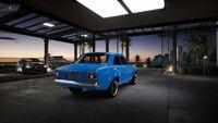 FS Ford Escort RS1600 Rear