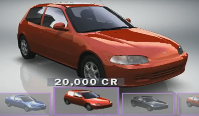 Honda Civic Si (1994)