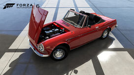 FM6 Datsun 2000 Roadster