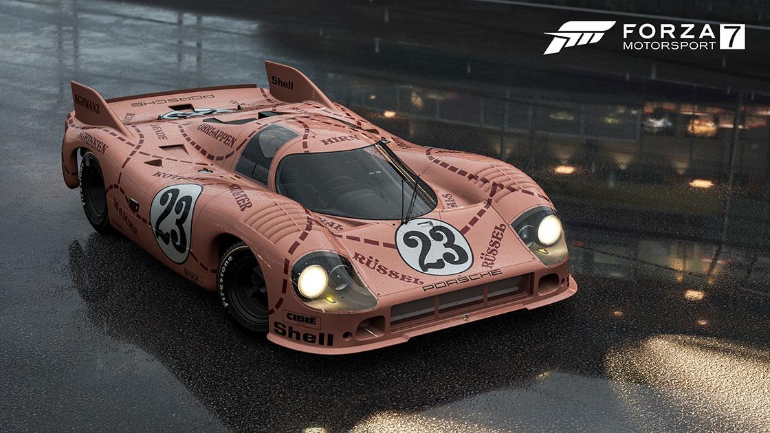 Forza Motorsport 7/July Update
