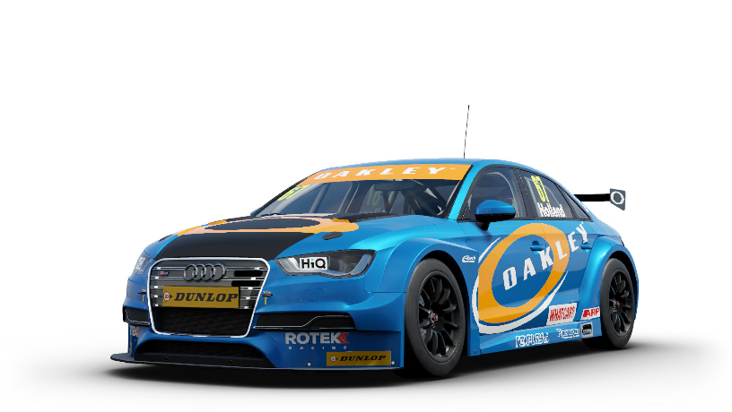 Audi 67 Rotek Racing S3 Saloon