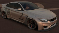 FH3 BMW M4 14 HE Front