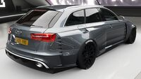 FH4 Audi RS 6 15 Upgrade Rear