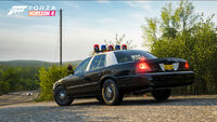 FH4 Ford Crown Victoria Police Interceptor Official