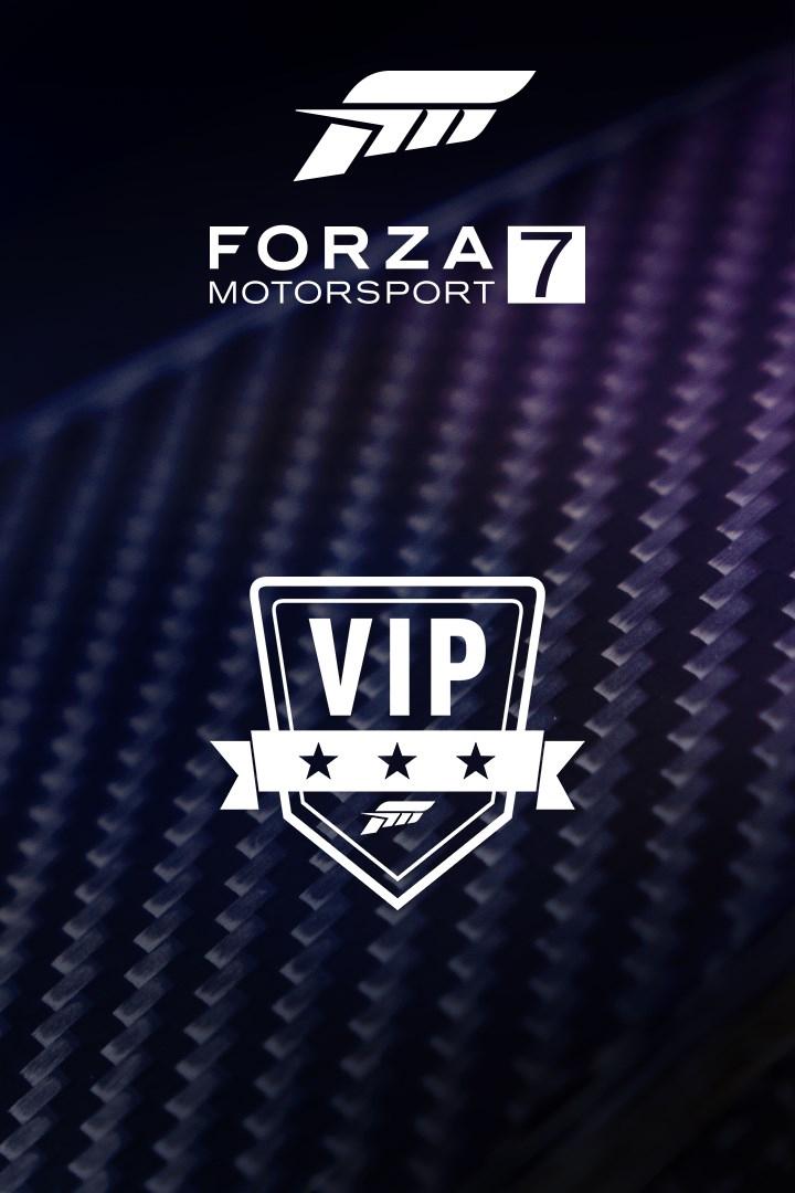 Forza Motorsport 7/VIP Membership
