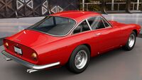 FH3 Ferrari 250 Lusso Rear