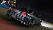 FM6 Nissan Skyline FF Promo