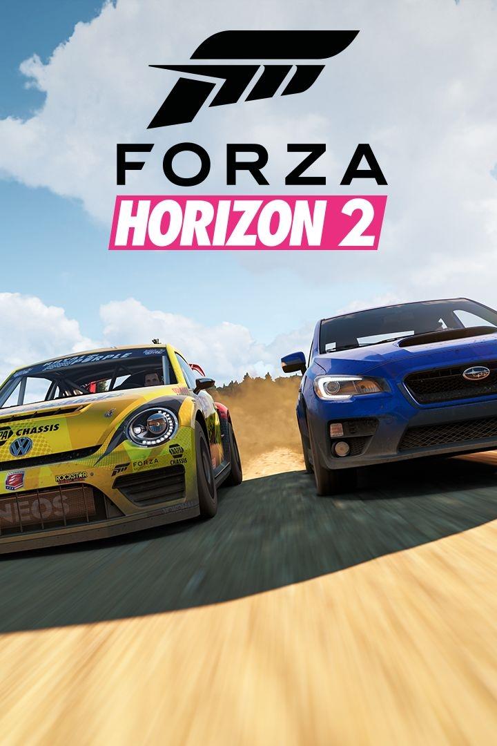 Forza Horizon 2/Rockstar Car Pack