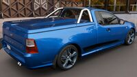 FH3 Ford Ute Rear