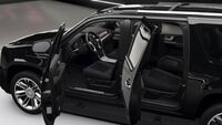FH4 Caddy Escalade Interior