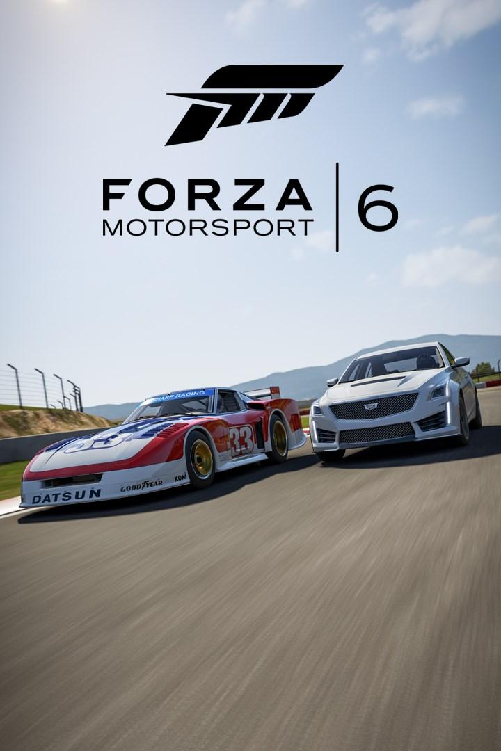 Forza Motorsport 6/Turn 10 Summer Car Pack