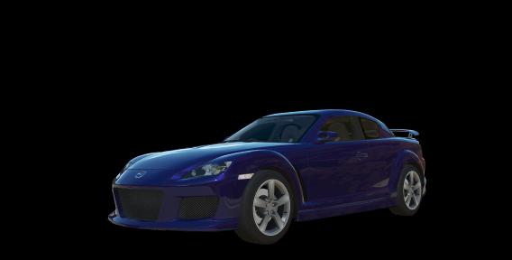 Mazda RX-8 Mazdaspeed