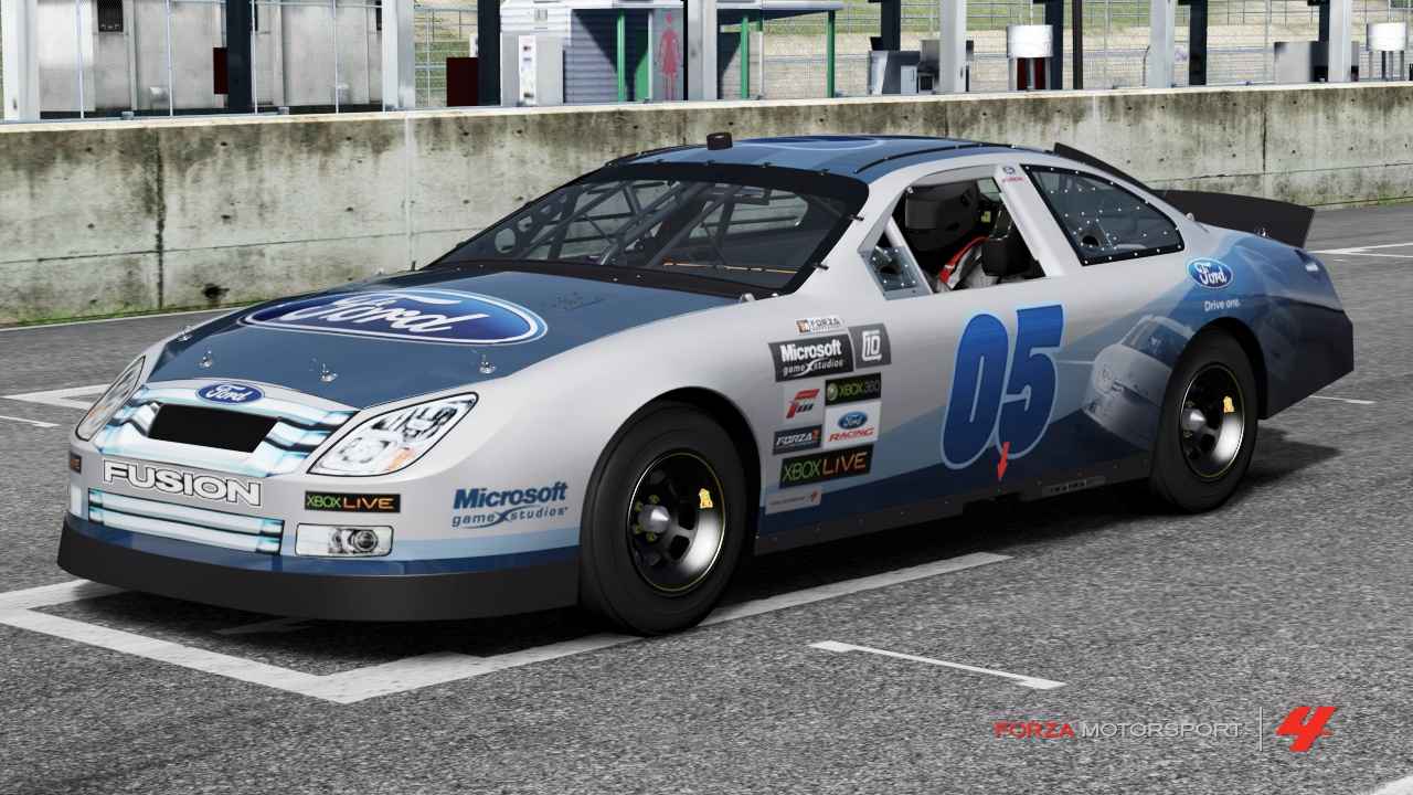 Ford Fusion Stock Car