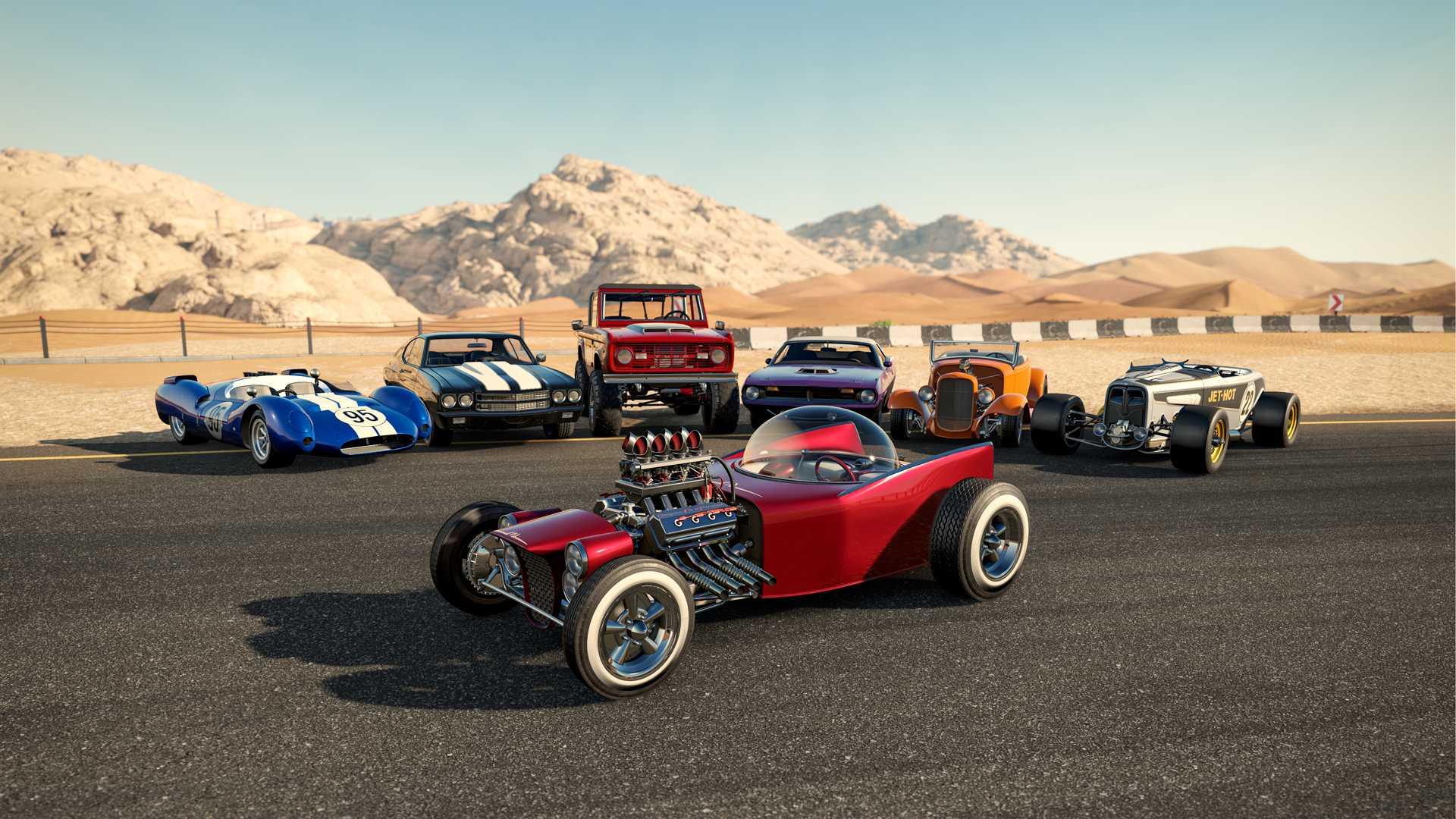 Forza Motorsport 7/Barrett-Jackson Car Pack
