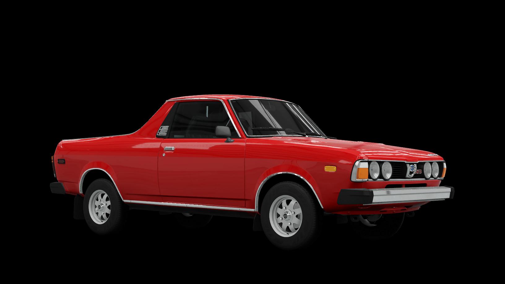 Subaru BRAT GL