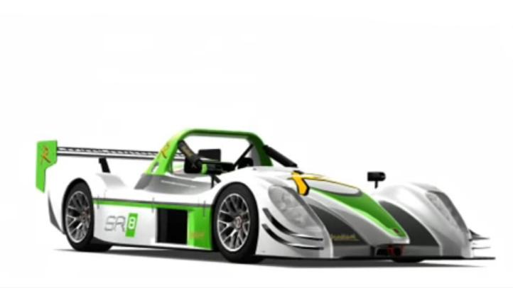Radical SR8 Supersport