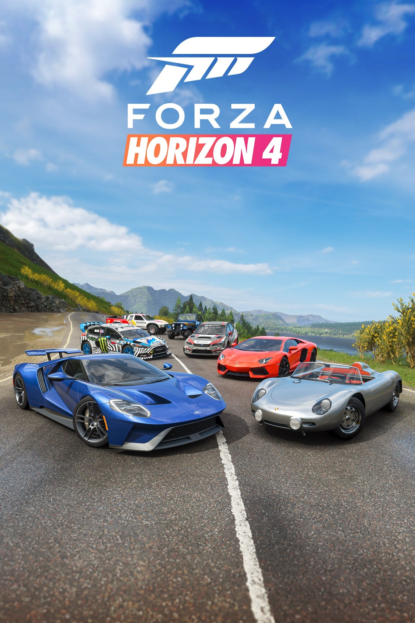 Forza Horizon 4/Welcome Pack