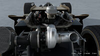 FM7 Ford Brawner Hawk III Engine