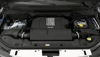 FH3 LR Range Rover 14 Engine