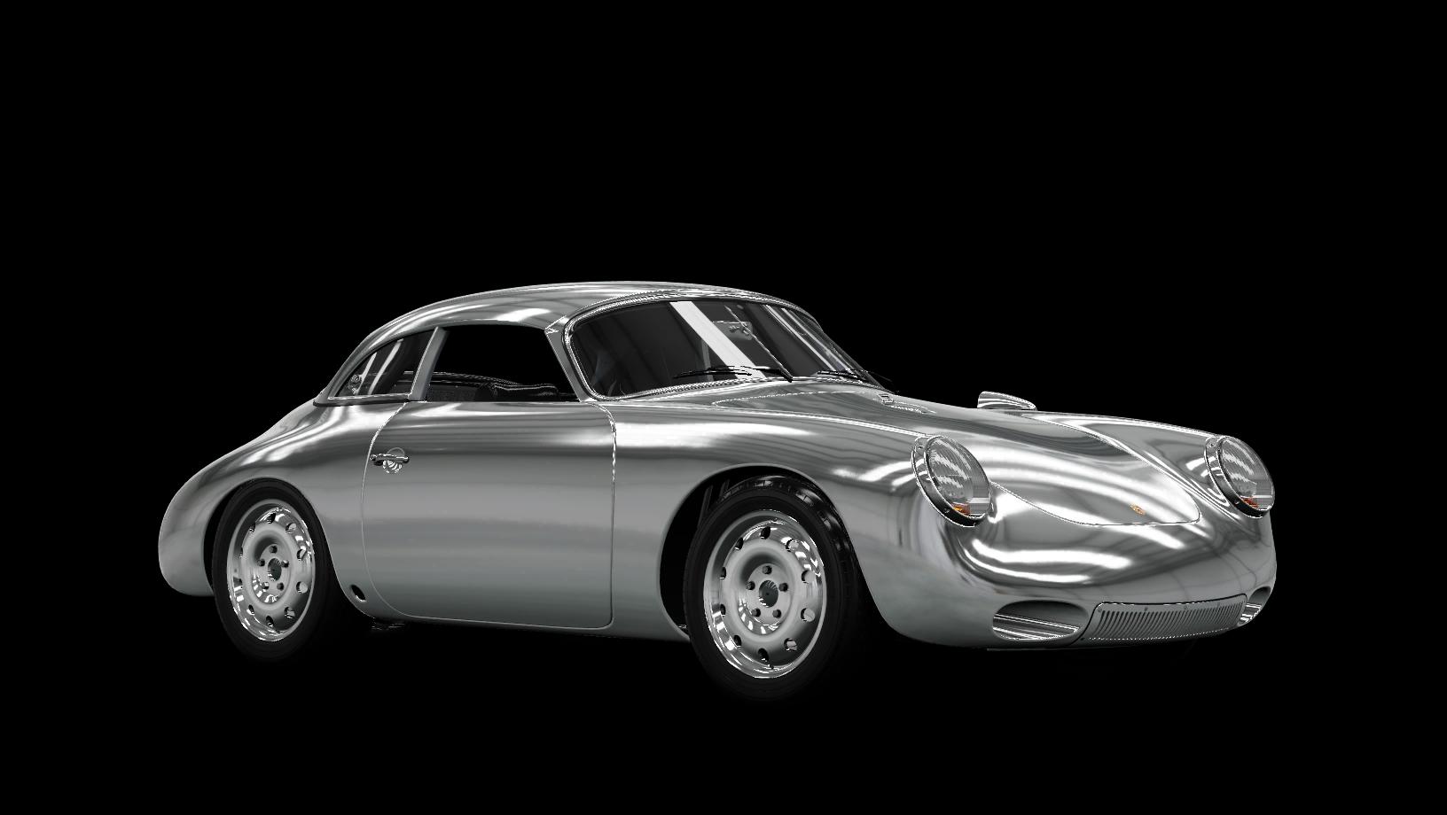 Porsche 356 C Cabriolet Emory Special
