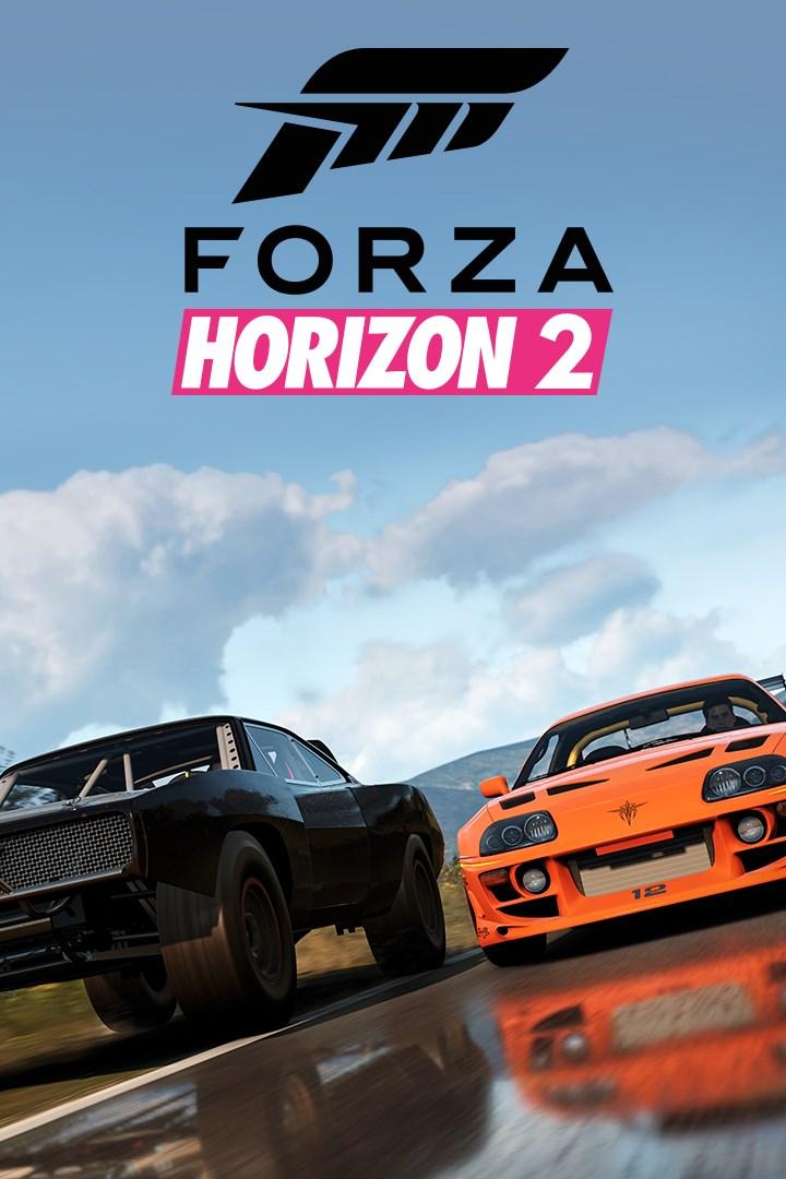 Forza Horizon 2/Fast & Furious Car Pack