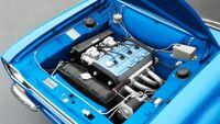 FH3 Ford Escort 73 Engine